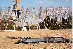 SMOS demonstrator on Avignon site 1999