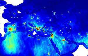 Pollution of SMOS data by human radio emissions